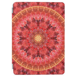 Crystal Fire Mandala iPad Air Cover