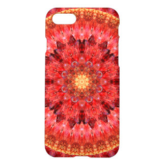 Crystal Fire Mandala iPhone 7 Case