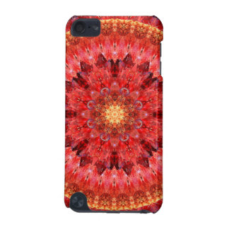 Crystal Fire Mandala iPod Touch 5G Cases