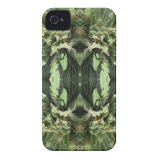 Crystal Flames 1 Case-Mate iPhone 4 Case