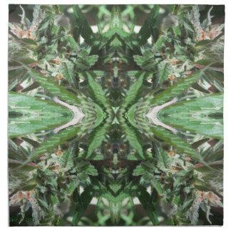Crystal Flames 3 Napkin