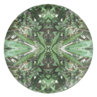 Crystal Flames 3 Plate