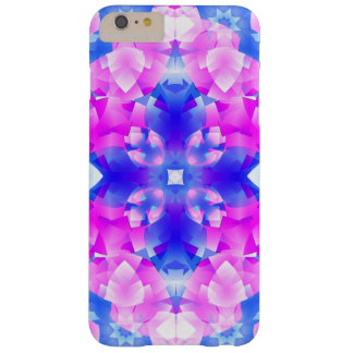 Crystal Flowers Mandala Barely There iPhone 6 Plus Case