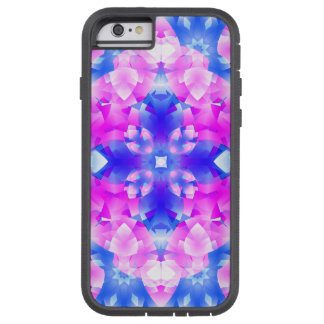 Crystal Flowers Mandala Tough Xtreme iPhone 6 Case