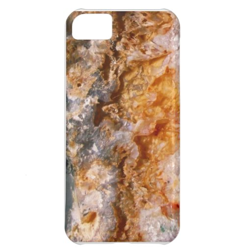 Crystal Formation Cover For iPhone 5C