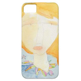 Crystal girl serie, Ilda iPhone 5 Cover