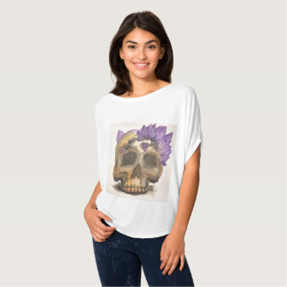 Crystal head skull T-Shirt