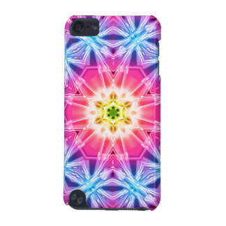 Crystal Hexagon Mandala iPod Touch (5th Generation) Covers