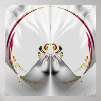 Crystal Impression 4b Poster