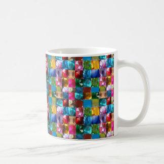 Crystal Jewel Stones pattern Coffee Mug