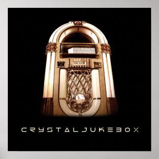 Crystal Jukebox Poster