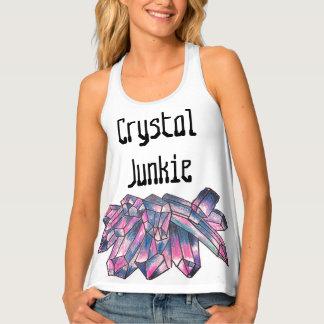 Crystal Junkie Singlet