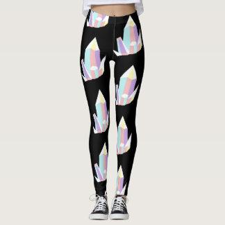 Crystal Legs Leggings