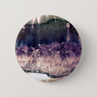 Crystal Magic 6 Cm Round Badge