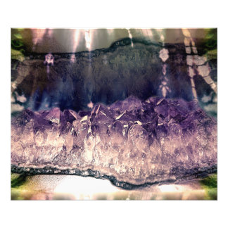 Crystal Magic Photo Print