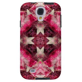 Crystal Matrix Mandala Galaxy S4 Case
