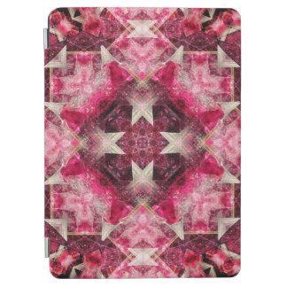 Crystal Matrix Mandala iPad Air Cover