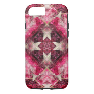 Crystal Matrix Mandala iPhone 7 Case