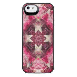 Crystal Matrix Mandala iPhone SE/5/5s Battery Case
