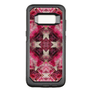 Crystal Matrix Mandala OtterBox Commuter Samsung Galaxy S8 Case