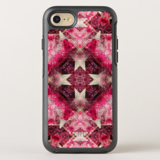 Crystal Matrix Mandala OtterBox Symmetry iPhone 7 Case