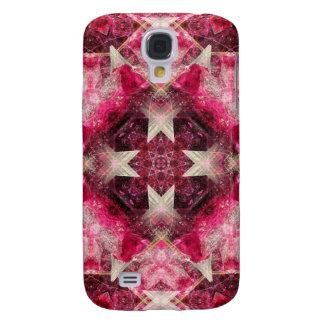 Crystal Matrix Mandala Samsung Galaxy S4 Cover