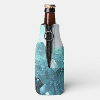 Crystal Mint Bottle Cooler