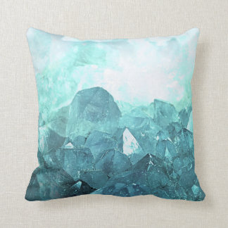 Crystal Mint Cushion