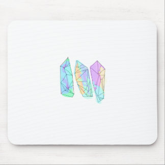 crystal mouse pad