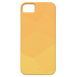 Crystal Orange Phone Case Barely There iPhone 5 Case