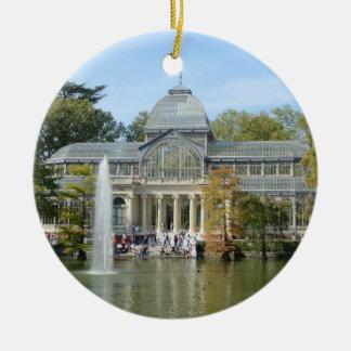 Crystal Palace, Madrid Ornament