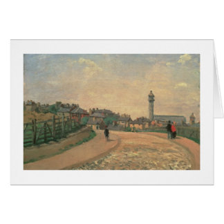 Crystal Palace, Upper Norwood (oil on canvas) Card
