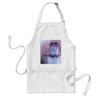 Crystal Purple Standard Apron