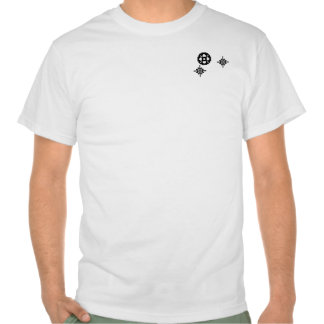 Crystal Quest T-shirts