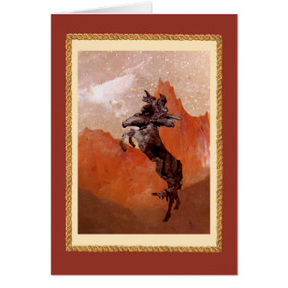 Crystal Roan (frame) Card