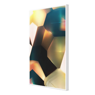 Crystal Room Canvas Print