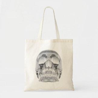 Crystal Skull Budget Tote Bag