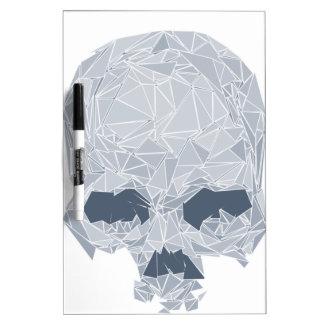 Crystal Skull Dry Erase Whiteboards