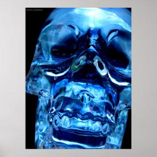 Crystal Skull Poster