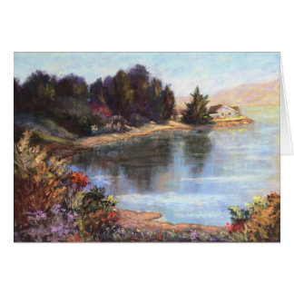 Crystal Springs Boathouse Card