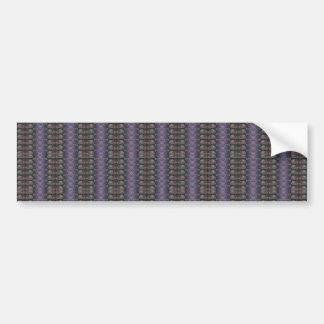 CRYSTAL STONE JEWEL DIY Template NVN438 LARGE Bumper Sticker