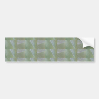 CRYSTAL STONE JEWEL DIY Template NVN440 LARGE Bumper Sticker