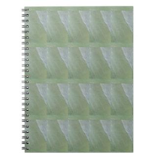 CRYSTAL Stone Jewel Healing Success FUN RT NVN470 Spiral Notebook