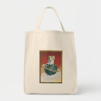 Crystal Sugar Canvas Bags