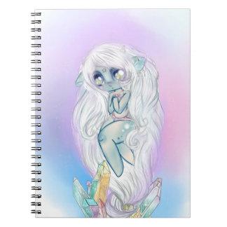 Crystal Troll Notebook