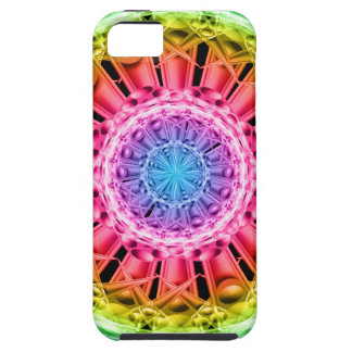 Crystal Vortex Mandala Case For The iPhone 5