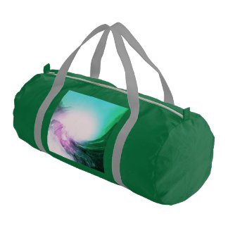 Crystal Wave Gym Bag