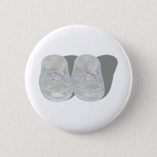 CrystalBabyBooties062210Shadow 6 Cm Round Badge