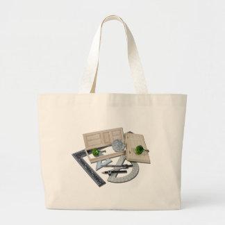 CrystalDoorknobDoorRulers021411 Canvas Bags