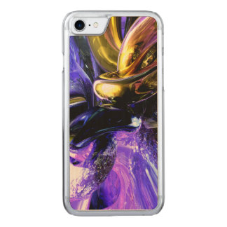 Crystalized Abstract Carved iPhone 7 Case